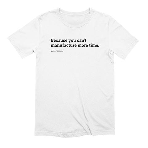 manufacturetimetee